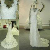 Русалки кружева устраивающих свадьбу одежды платье Xz1521-1
