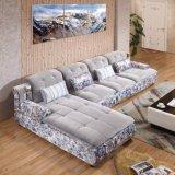 Горячая ткань софы мебели дома сбывания