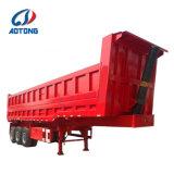 반 중국 무거운 짐 3 차축 팁 주는 사람 트레일러 또는 덤프 트레일러 제조자