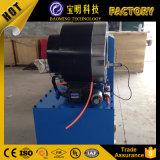 フィン力の最もよい品質の中国によって使用される油圧ホースひだが付く機械