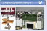 tipo econômico centro fazendo à máquina do CNC
