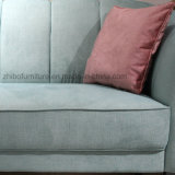 Gewebe-Sofa des modernen Entwurfs-321 für Hauptmöbel