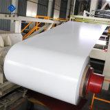 Façade mur/matériaux de revêtement de couleur/Grain du bois d'alliage en aluminium de revêtement des bobines