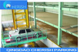 Система стоянкы автомобилей автомобиля штабелеукладчика Pdx