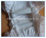 新しい赤ん坊のための極度の柔らかく使い捨て可能なおむつ