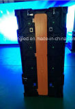 P4.81 panneau LED couleur intérieure de l'aluminium moulé sous pression, affichage LED de scène