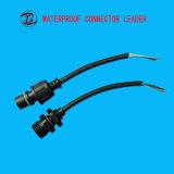 IP67セリウムの証明5 Pinの産業防水プラグ