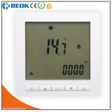 16A LCD Digital Display Underfloor Heating Raum Thermostat (TOL63-EP)