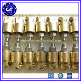 Conector giratorio metálico giratorio gira conjunta