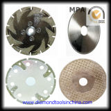 Glass Ceramic Cutting Purpose를 위한 4inch Diamond Electroplated Saw Blade