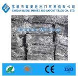 La chatarra de cable de aluminio de alta pureza con