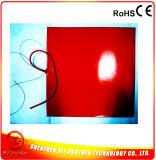 Verwarmer van de Printer van het silicone de Rubber 3D 230V 530W 400*400*1.5mm