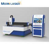 CNC van de Laser van de Vezel van de Snijder van de Laser van het Metaal van het Blad van het Koolstofstaal Scherpe Machine