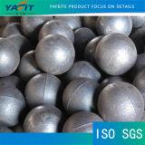 Bille en acier de meulage moulée par medias de meulage élevée de standard de qualité de chrome