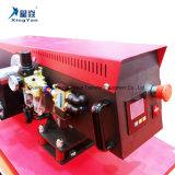 Machine vers le haut-Coulissante 40cm x 50cm de presse de la chaleur de double navette pneumatique automatique d'emplacements