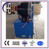 販売のためのよい技術の油圧管ケーブルのホースのひだが付く機械
