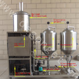 Micro-cervejaria equipamentos para Preparo inicial ou Experimento
