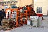 O Qt4-25 Cocnrete Pavimentadoras máquina para fazer blocos Totalmente Automática máquina de tijolos