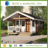 호화스러운 강철은 현대 미국식 별장 집 디자인을 조립식으로 만들었다