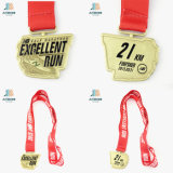 Il metallo su ordinazione perfezionamento la medaglia Bronze di sport del Harris Powerlifting della lega
