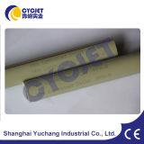 Impresora laser del vuelo de Cycjet para el tubo gris del color PPR