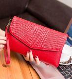 PU colorés Fashion Lady sac à main en cuir sacs de soirée