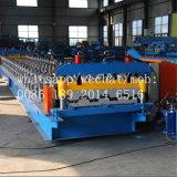 Roulis hydraulique de paquet en métal de Decoiler formant la machine