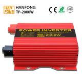 2000watt Hanfong gelijkstroom AC Omschakelaar met Temperature-Controlled binnenshuis Gebruikte Ventilator (TP2000)
