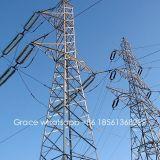Tour en acier de boîte de vitesses des prix gentils pour la ligne électrique de l'usine certifiée par ISO90001