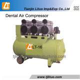 Compresseur d'air de laboratoire dentaire de couleur blanche de haute qualité