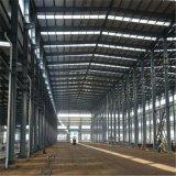 Taller de prefabricados de estructura de acero galvanizado y almacén -realizados en Qingdao Tailong
