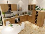 2017の新しいデザインホーム家具の木の食器棚