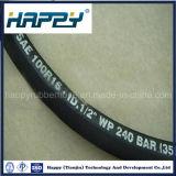 SAE100 R16 Hochdruckdraht-umsponnener hydraulischer Schlauch