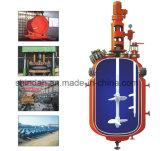 Verre de l'Anticorrosion industriel Réacteur en ligne avec 5L~50000L