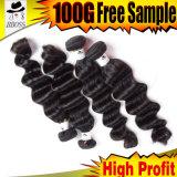Ombreのブラジルの毛のHightの品質のよい価格