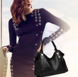 Grote Heet Van uitstekende kwaliteit van Capacit) Y verkoopt de Manier van de Ontwerper Dame Shoulder Bag (WDL0200)