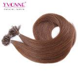 カラー#4 Prebond U先端の人間の毛髪の拡張