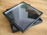 Baixo-e vidro de isolamento de 5mm+12A+5mm para o vidro do edifício