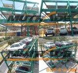 Автоматическая стоянка автомобилей гидровлического подъема системы штабелеукладчика автомобиля вертикальная франтовская