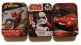 Populäres 24 Stück-Zinn-Kasten-Puzzle für Kinder