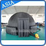 Купол стандартного планетария двери воздушного замка портативного раздувной