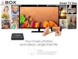 I Box caixa de TV Android com Chip de rocha RK3229 2GB de RAM/16 GB ROM, WiFi com suporte HD 1080p, 4K,
