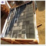 Pietra per lastricati 100X100X35-50mm del granito grigio scuro