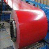 Acciaio rivestito preverniciato di colore d'acciaio della bobina PPGI PPGL per costruzione