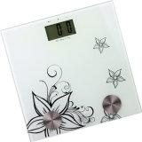 400lb / 180kg Balanças de banheiro digitais de vidro baratas