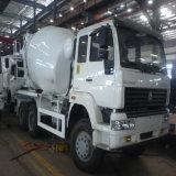8 de Vrachtwagen van de Concrete Mixer van m3 Sinotruk HOWO 6X4