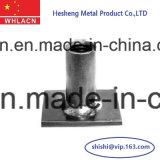 Matériaux de construction de béton préfabriqué Douilles de levage d'acier plat Insère une virole