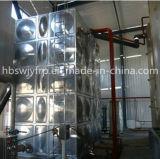 Serbatoio di acqua dell'acciaio inossidabile 304 per acqua potabile minerale