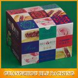 Personalizadas Caja de papel de color