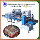 L'association collectif Swsf-800 met la machine en bouteille d'emballage rétrécissable